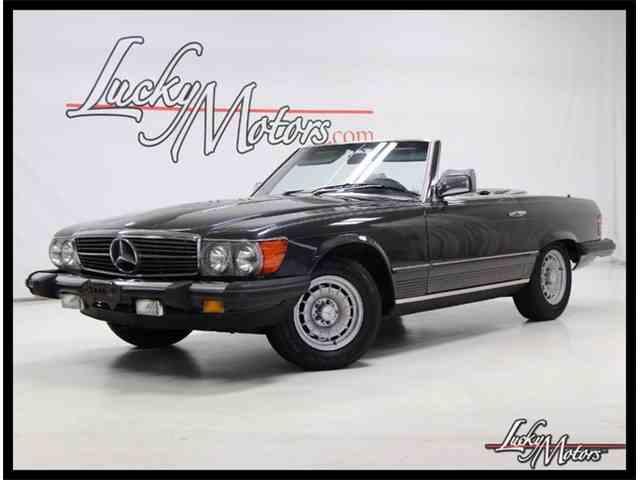 1985 Mercedes-Benz 380 | 1032029