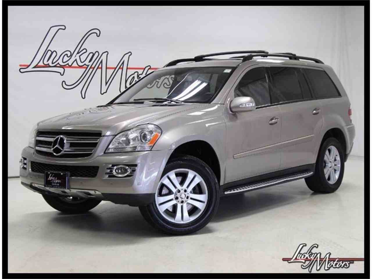 2008 Mercedes-Benz GL450 for Sale - CC-1032033