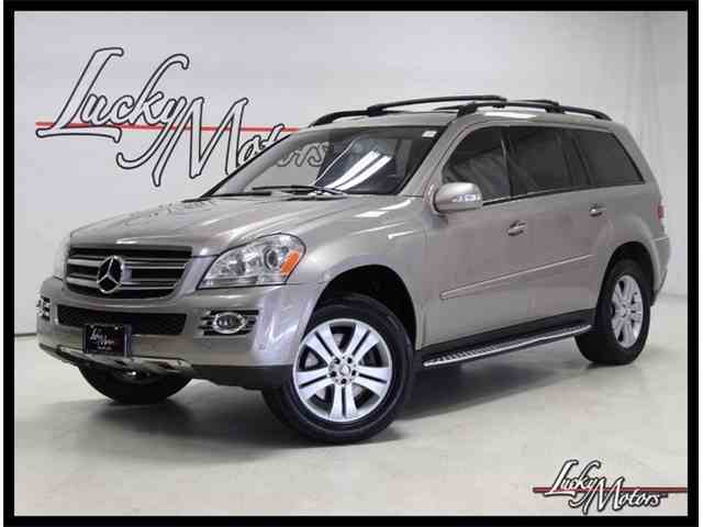 2008 Mercedes-Benz GL450 | 1032033