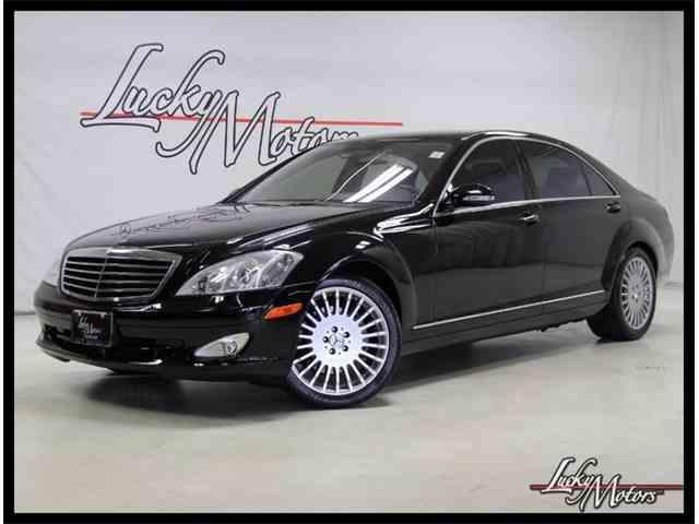 2007 Mercedes-Benz S-Class | 1032037