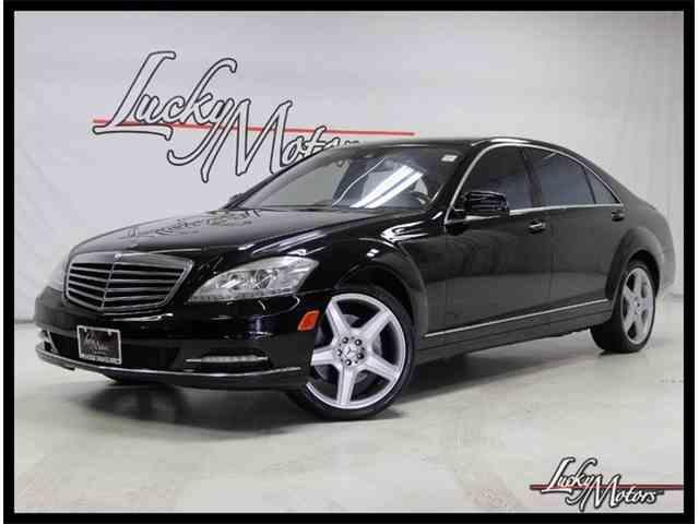 2010 Mercedes-Benz S-Class | 1032039