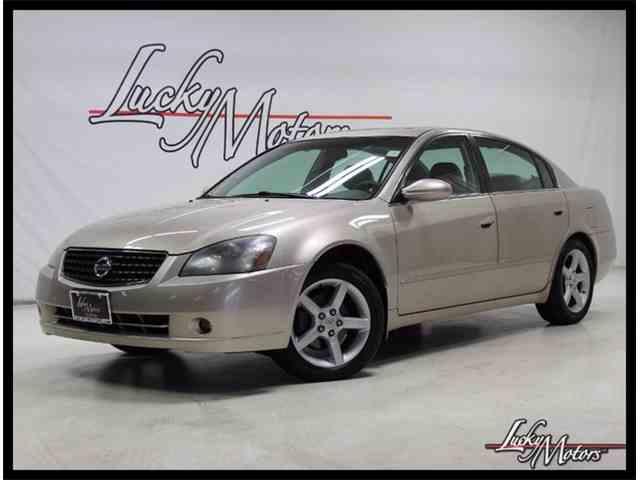 2005 Nissan Altima   1032041