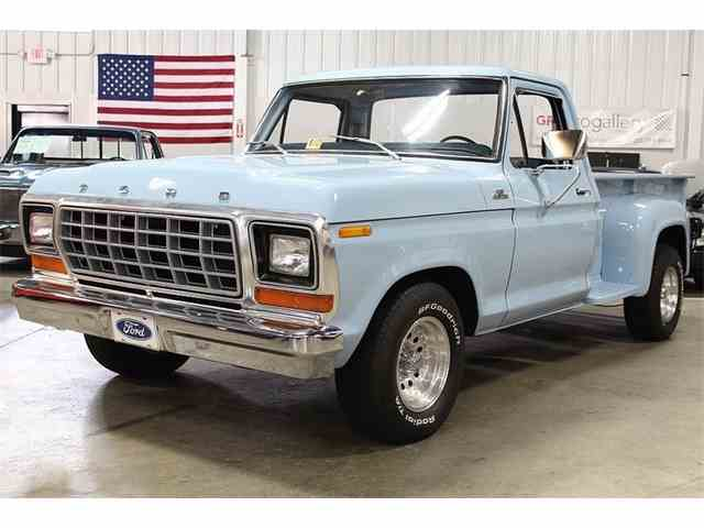 Picture of '79 F100 - M4BZ