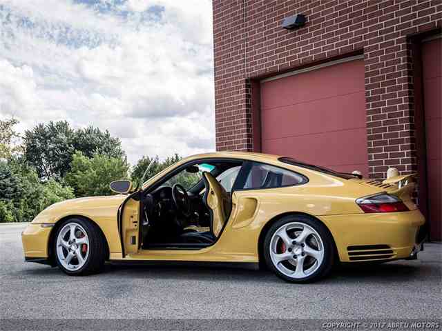 2002 Porsche 911 Turbo | 1030205