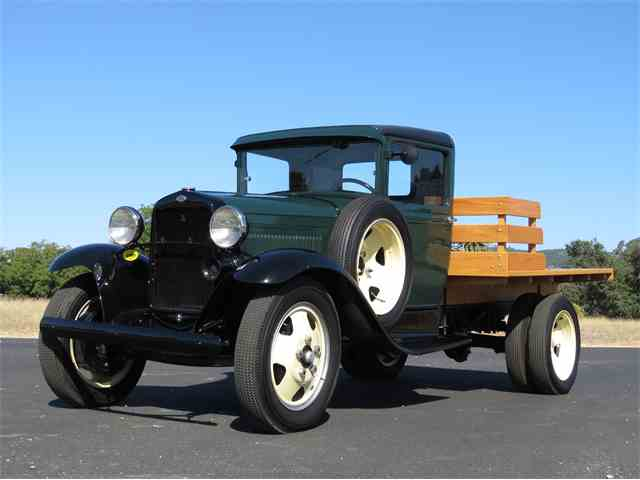 1931 Ford Model A | 1032052