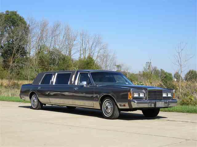 1989 Lincoln Town Car   1032063