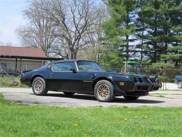 1981 Pontiac Firebird Trans Am | 1032067