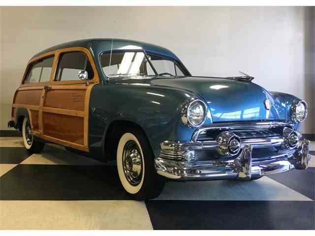 1951 Ford Country Squire | 1030207