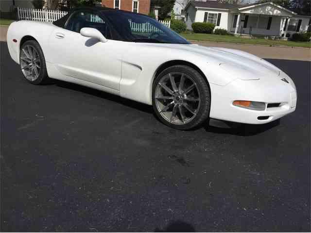 2000 Chevrolet Corvette | 1032070