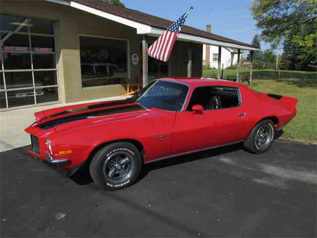 1971 Chevrolet Camaro RS | 1032081