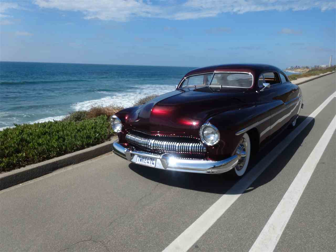 Classic mercury for sale on classiccars 379 available 1950 mercury custom 1032083 sciox Image collections
