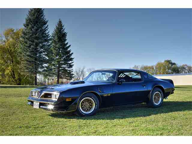 1978 Pontiac Firebird Trans Am | 1032084