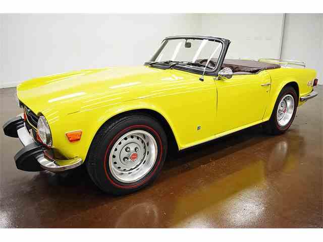 1974 Triumph TR6 | 1030209