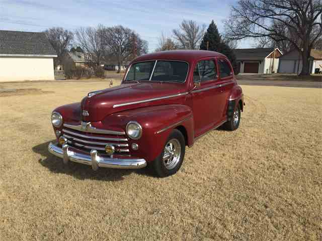 1948 Ford Super Deluxe | 1032094