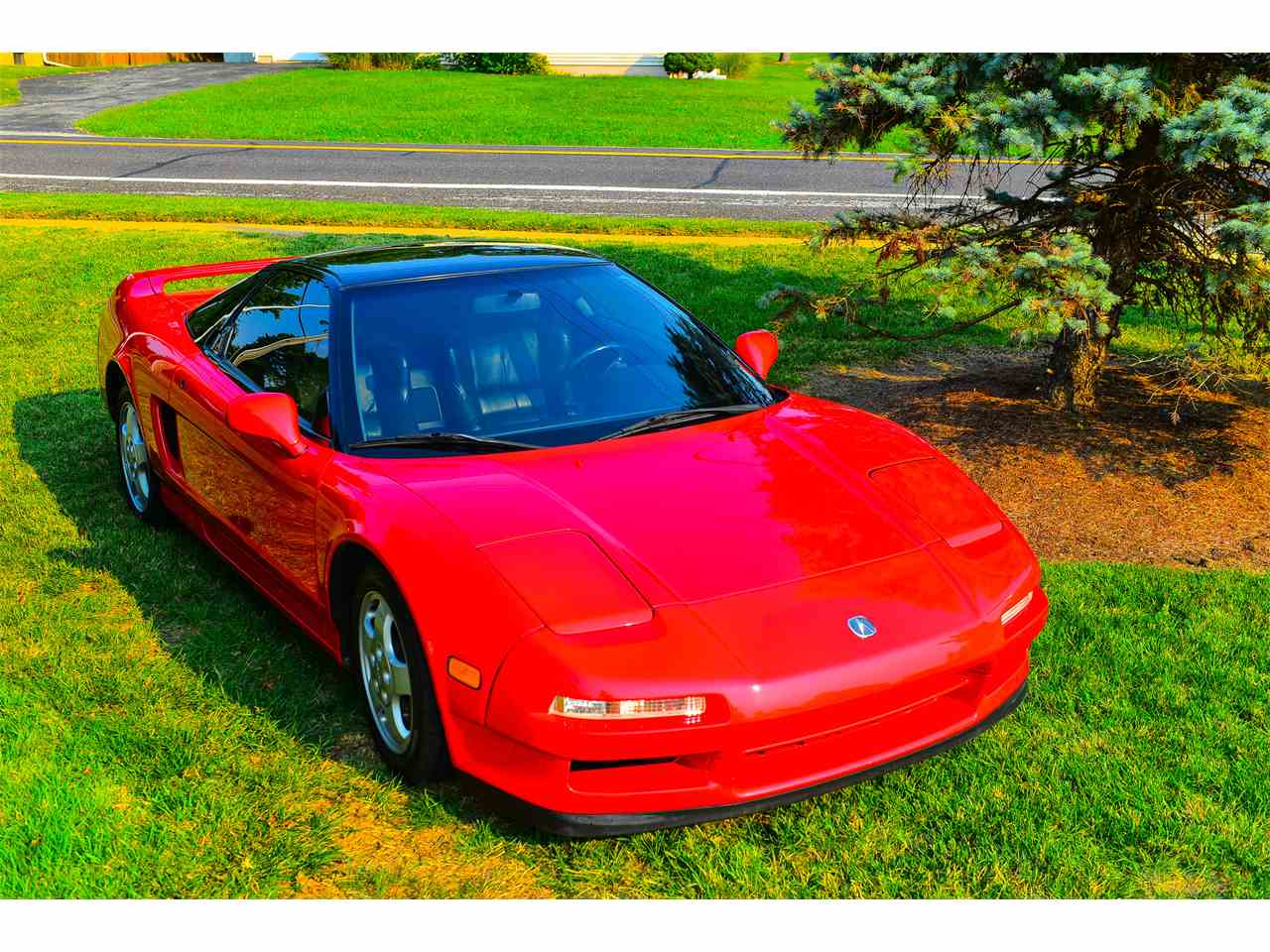 Large Picture of '93 NSX - M4DD