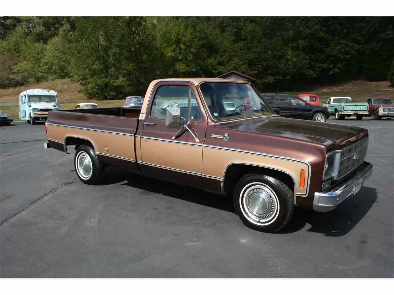 Large Picture of '78 C/K 10 located in Illinois - $13,500.00 Offered by Curt's Classics LLC - M4DG