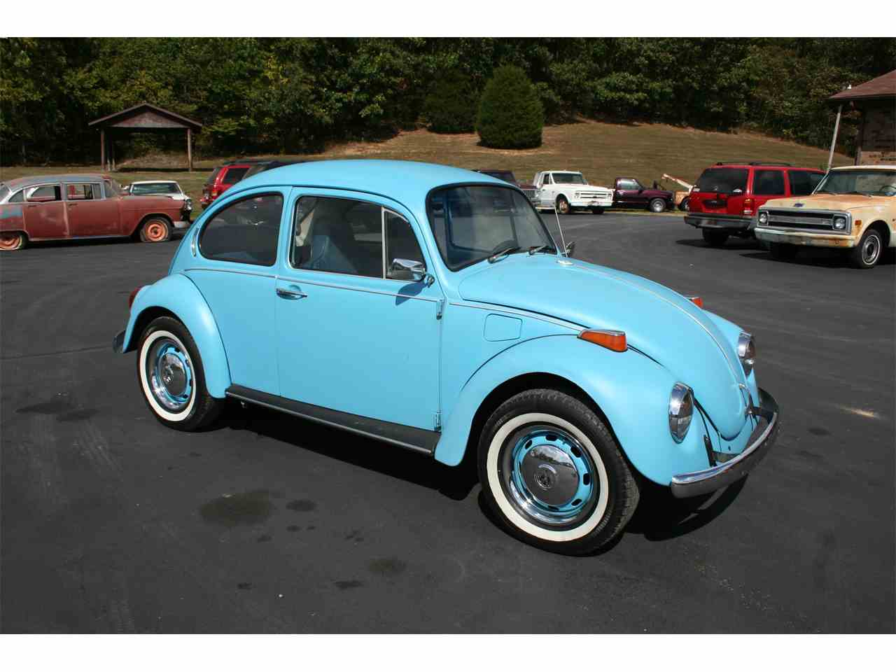 1972 Volkswagen Beetle For Sale Classiccars Com Cc 1032103