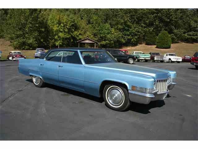 1970 Cadillac DeVille | 1032104