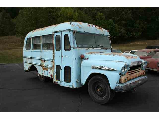 1959 Unspecified Recreational Vehicle | 1032113