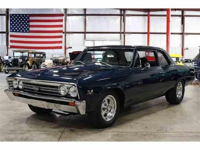 1967 Chevrolet Chevelle | 1032123