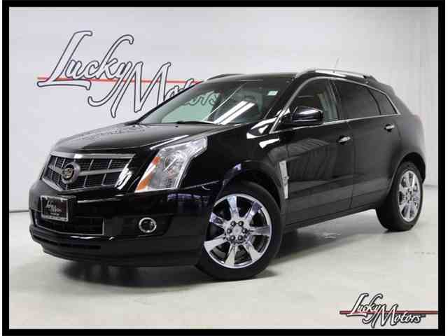 2011 Cadillac SRX | 1032124