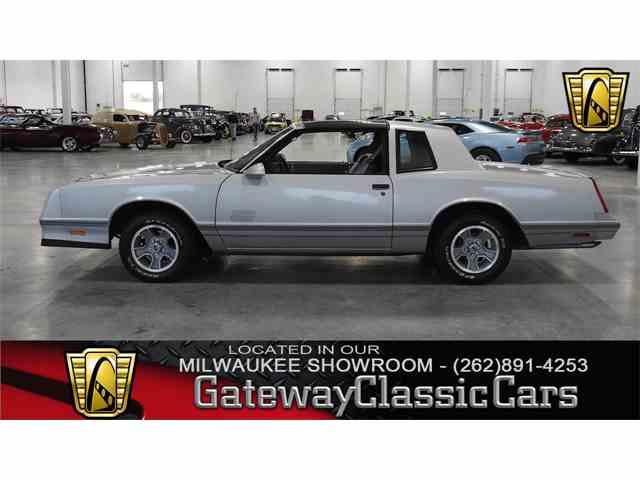 1987 Chevrolet Monte Carlo | 1032134