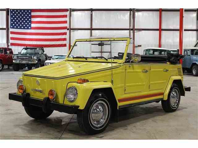 1973 Volkswagen Thing | 1032144