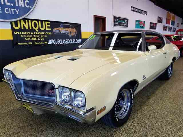 1970 Buick Gran Sport Stage 1 | 1032145