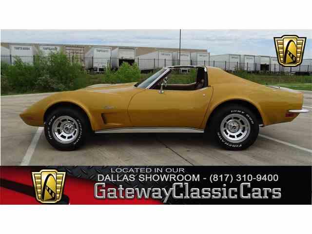 1973 Chevrolet Corvette | 1032146