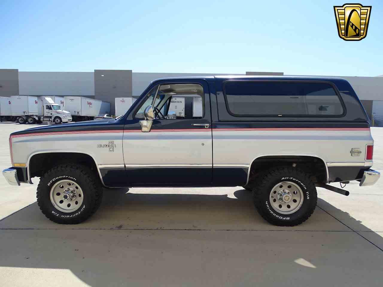 1987 Chevrolet Blazer for Sale | ClassicCars.com | CC-1032150