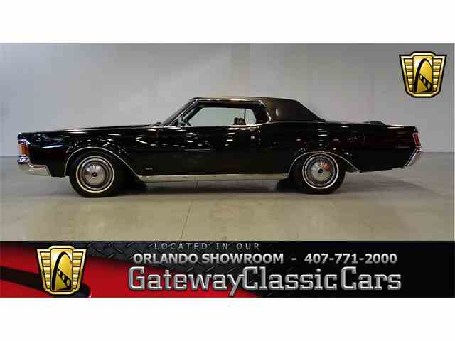 1970 Lincoln Continental Mark III | 1032152