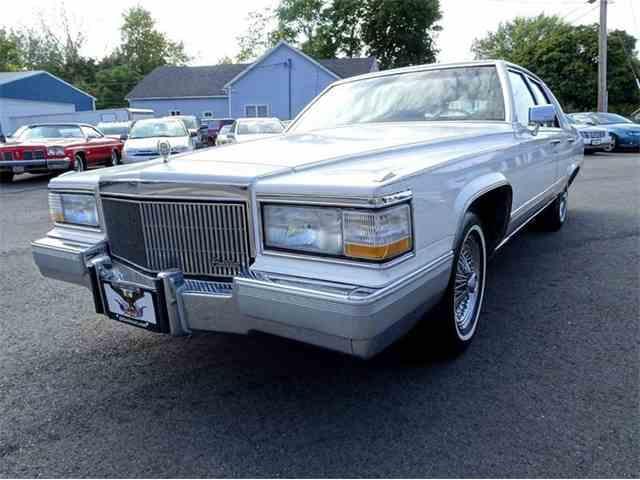 1990 Cadillac Brougham | 1032153
