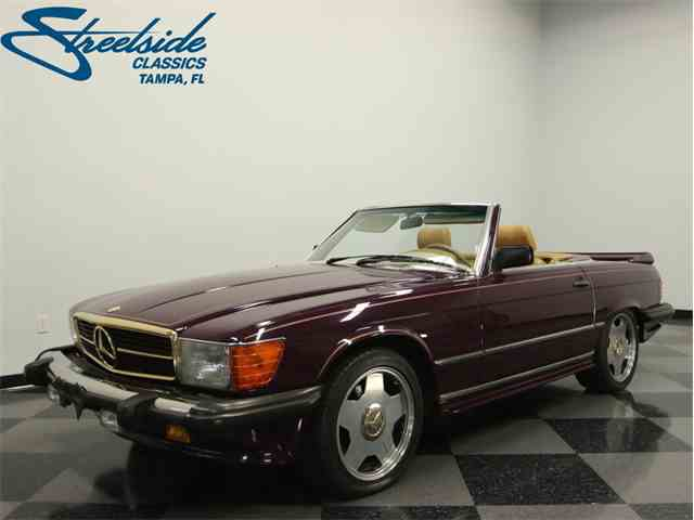 1986 Mercedes-Benz 560SL | 1032156