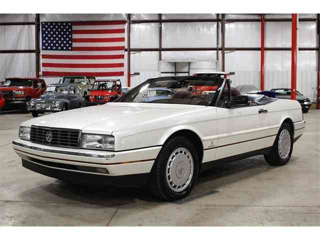 Picture of '90 Cadillac Allante - $7,900.00 - M4F6