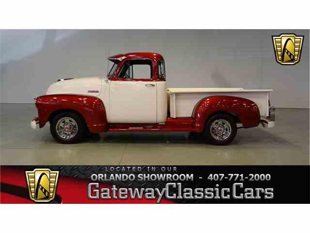 1953 Chevrolet 3100 | 1032164