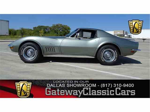 1972 Chevrolet Corvette | 1032172