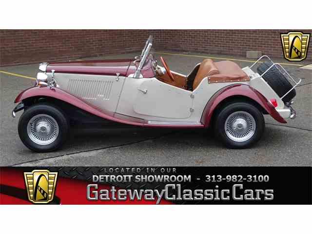 1952 MG TD | 1032175