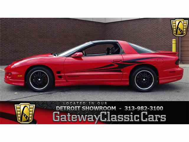 Picture of 2001 Firebird - $6,995.00 Offered by Gateway Classic Cars - Detroit - M4FN