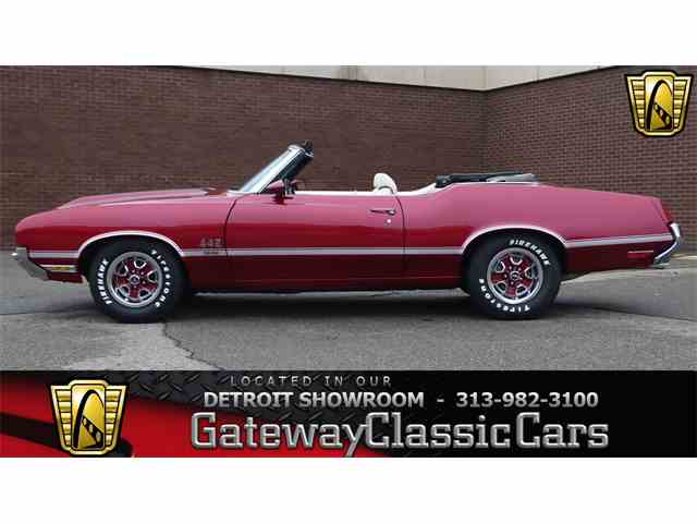1971 Oldsmobile Cutlass | 1032188