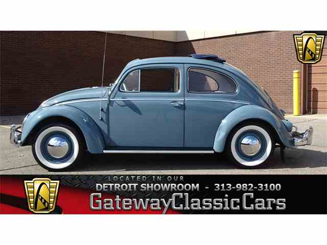 Picture of '59 Beetle - M4FX
