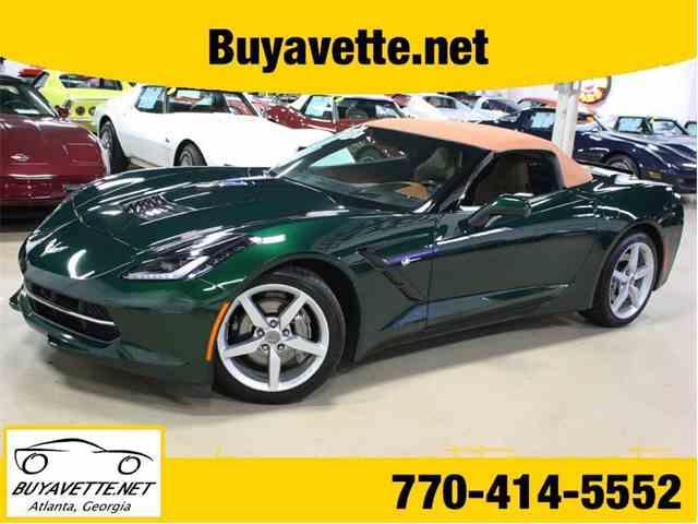2014 Chevrolet Corvette | 1032191