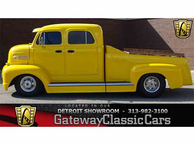 1951 Ford COE | 1032193