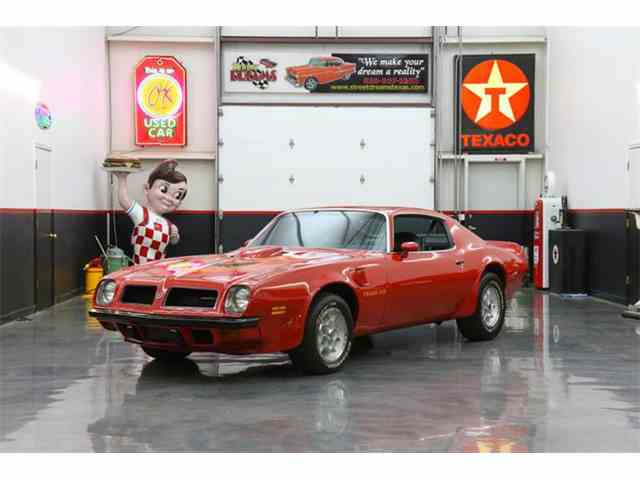 1974 Pontiac Firebird Trans Am | 1032200