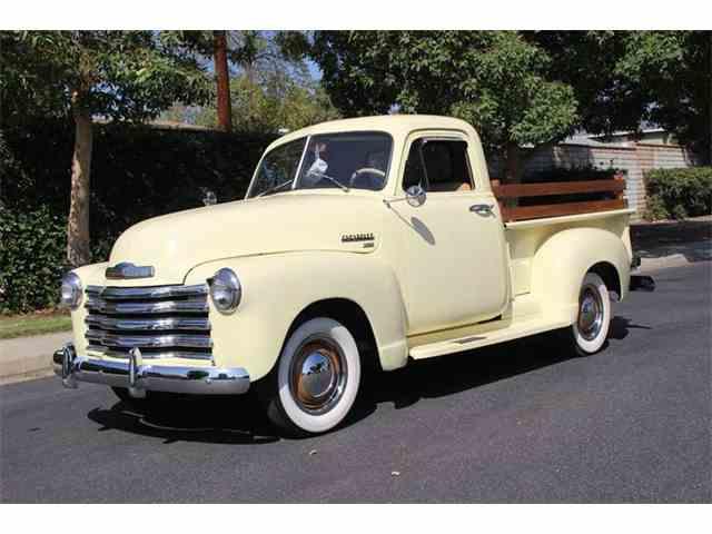 1953 Chevrolet 3100 | 1032203