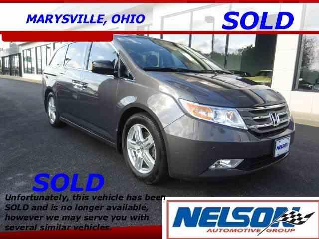 2013 Honda Odyssey | 1032206