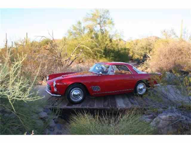 1961 Maserati 3500 | 1032210