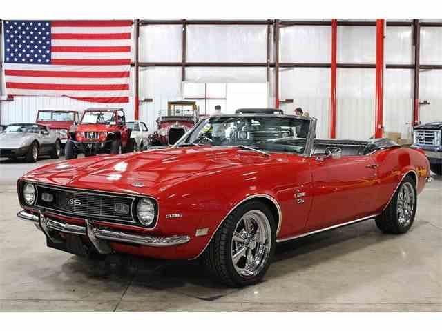 1968 Chevrolet Camaro | 1032212