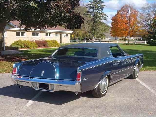 1969 Lincoln Mark VII | 1032237