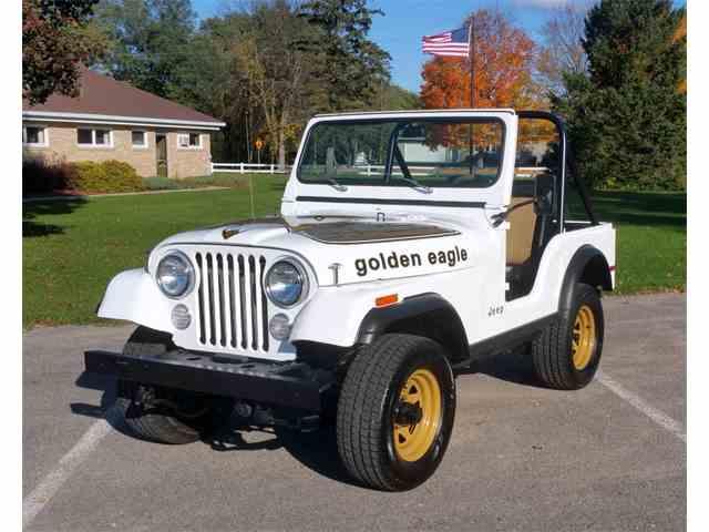 1978 Jeep CJ5 | 1032238