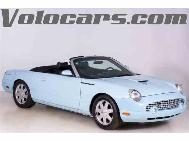 2003 Ford Thunderbird | 1032244